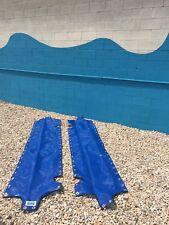 Hobie Cat 18 SX Wing Trampolines Pair Blue Mesh New