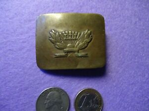 = RARE Soviet BUCKLE made in 1950's for Cadet or Schoolboy =