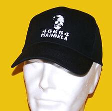 CASQUETTE NELSON MANDELA 46664 South Africa Anti Apartheid MADIBA