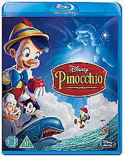 Walt Disney - Pinocchio (Blu-ray, 2012) ( Brand New & Sealed )