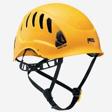 HELMET FOR INDUSTRY CASCO ALVEO VENT YELLOW PETZL