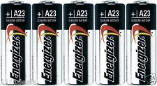 ENERGIZER A23 23A 21/23 MN21 12v BATTERY 5 Pk
