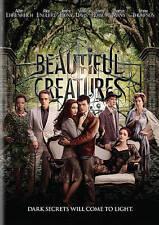 Beautiful Creatures (2013),Very Good DVD, Tiffany Boone, Zoey Deutch, Eileen Atk