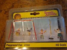 Woodland Scenics Ho #1943 - Playground Fun