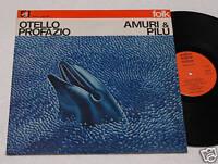 OTELLO PROFAZIO:LP-AMURI & PILU-ORIGINALE 1976 EX++