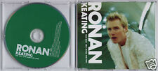 RONAN KEATING The Way You Make Me Feel UK 1-tk promo CD