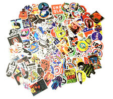 100Pcs Laptop Luggage Decals Skateboard Stickers bomb Vinyl Dope Stickers Hot E