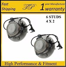 Front Wheel Hub Bearing Assembly for Chevrolet Silverado 1500 (2WD) 2007-11 PAIR