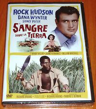 SANGRE SOBRE LA TIERRA / SOMETHING OF VALUE English Deutsch Español DVD R2 Preci