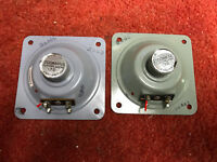 Lovely pair 60s 70s GOODMANS tweeters tested good, ideal Maxim, 3 ohm (259807)