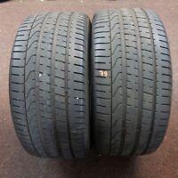 2 x Pirelli P Zero 295/40 R20 106Y N0 Sommerreifen 1117 6mm