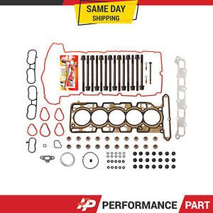 Head Gasket Bolts Set for 07-12 Chevrolet Colorado GMC Hummer H3 Isuzu 3.7 DOHC