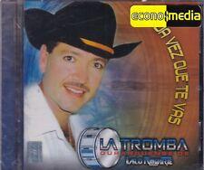 Lalo Rodarte cada vez que te vas CD New Nuevo sealed