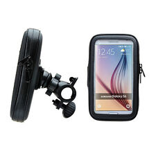 Waterproof Bicycle Bike Stand Holder Mount Case Bag For Samsung Galaxy S6 SVI 4G