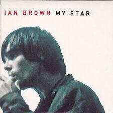 Ian Brown - My Star - CD (3 x Track 1997 Card Sleeve Australia)