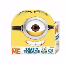 Despicable Me Minions Halloween Taffy Treats 48 ct Party Favors Candy