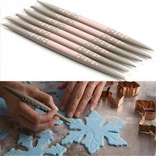 6pcs Cake Silicone pen Cake Decorating craft Cupcake Modeling Pen Baking ToolSC