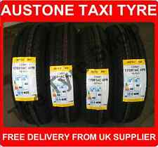 x4 175R16 New Austone Taxi Tyre Tyres London Black Cab 175/80R16 175 80 16 98/96