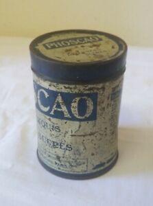 Ancienne Boite en métal PHOSCAO