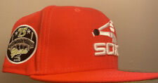 Hat Club Exclusive 7 1/4 Chicago White Sox High Voltage Infared Volt UV Patch WS