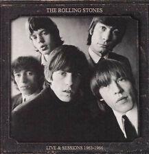 Rolling Stones – 6 CD Box Set -- Live & Sessions (1963 - 1966)