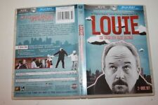 LOUIE 1 The Complete First Season BLU RAY & DVD 2 DISC SET COMEDY STAR LOUIS C.K