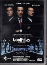 GOODFELLAS - DVD R4 (1999) Robert De Niro Joe Pesci - Good Cond FREE POST