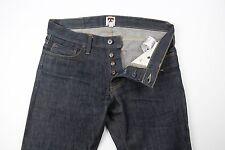 Tellason Mens Ladbroke Grove Slim Fit Selvedge Denim Jeans 31 33 X 34 $220