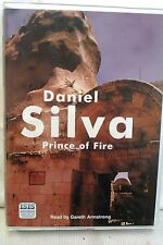 Prince of Fire by Daniel Silva: Unabridged Cassette Audiobook (O3)