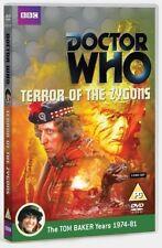 DR WHO 080 (1975) - TERROR OF THE ZYGONS - TV Doctor TOM BAKER - NEW DVD UK