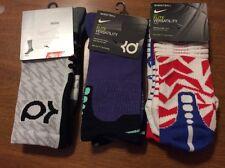 Nike Men's Sock Lot Of 3 Size 8-12