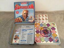 Vintage WCW Superslam Wrestling Game ~ UNUSED ~ Complete