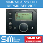 SIMRAD AP26 Autopilot Head LCD Display Screen Repair Service   1 YEAR WARRANTY