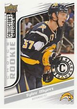 2009-10 Upper Deck Collector's Choices Reserve Tyler Myers