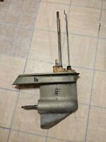 johnson evinrude 0386017 yy 386017 318661 0318661 lower unit gearcase only