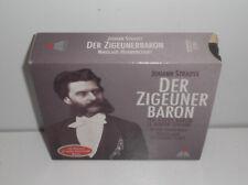 745099455521 J Strauss Der Zigeuner Baron Vienna Philharmonic Harnoncourt 2CD