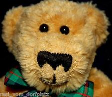 Künstlerteddy  Bär Teddy beige Sunkid beschwert 24 cm   iNr966