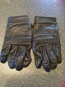 Harley Davidson Mens Original Leather Gloves  XL