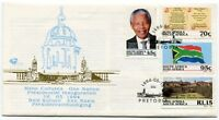 South Africa Nelson Mandela Presidential Inauguration 1994 FDC - Madiba 6.3b