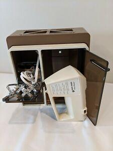 Vintage VTG Black & Decker Spacemaker Hand Mixer in Cabinet - SPM50