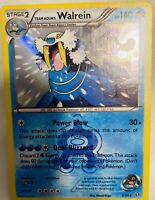 Authentic Walrein Pokemon Card New