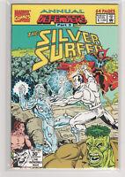 Silver Surfer (Volume 3) Annual #5 Defdenders Hulk Namor Dr. Strange 9.6