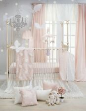 Sweet Potato Bedding Set Lil Princess 3 Piece Set Pink Baby Crib Nursery New