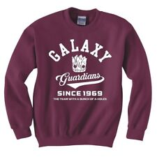 "GUARDIANS OF THE GALAXY ""NEW COLLEGE LOGO"" SWEATSHIRT"