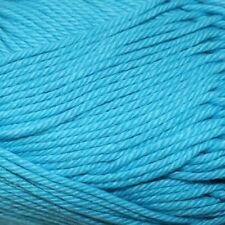 Single 50g Balls - Patons Cotton Blend - Aqua #17 - $4.50 A Bargain