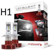 990001 JW Speaker LED H1 Multivolt Headlight Globes 2000 Lumen 6200K Car Truck