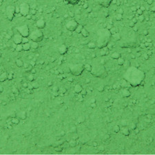 6g Natural Matte Chromium Oxide Green Pigment Soap Making Cosmetics - 6 grams