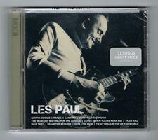 LES PAUL - 11 SONGS - ICON 2015 - NEUF NEW NEU