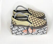 Vintage Vans Slip On 1994 Made In Usa Shoe Men's 8