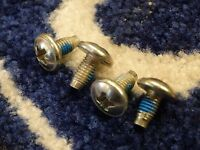 FORD ESCORT MK2    WINDOW REGULATOR RETAINING SCREWS NOS GENUINE FORD X4